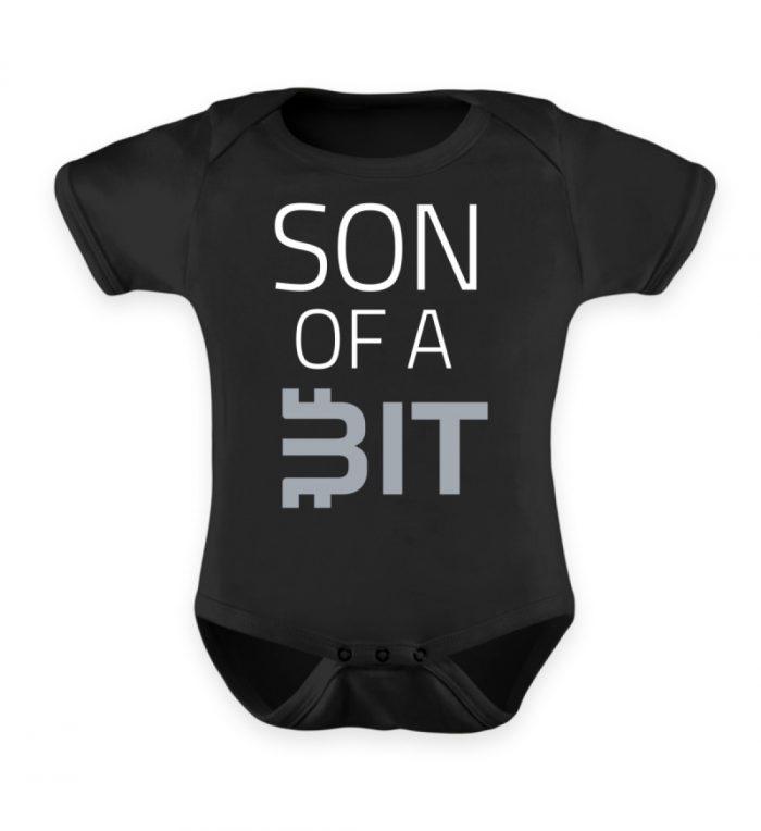 Bitsons - SON OF A BIT Strampler - Baby Body-16