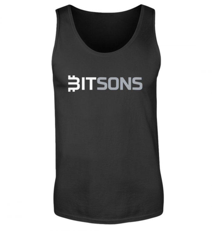 Bitsons Tanktop - Herren Tanktop-16