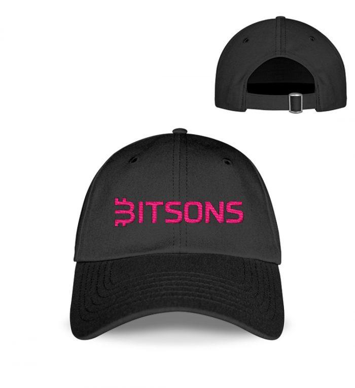 Bitsons Base Cap Magenta - Kappe-16