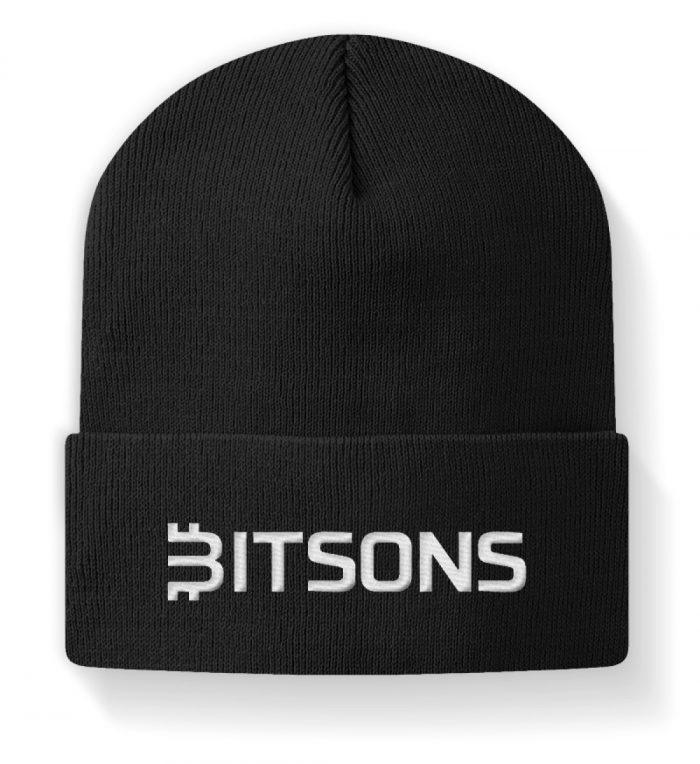 Bitsons Mütze schwarz - Beanie-16