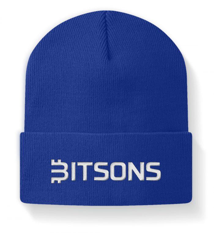 Bitsons Mütze schwarz - Beanie-27