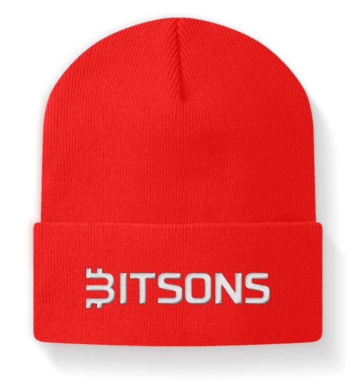 Bitsons Mütze schwarz - Beanie-5761