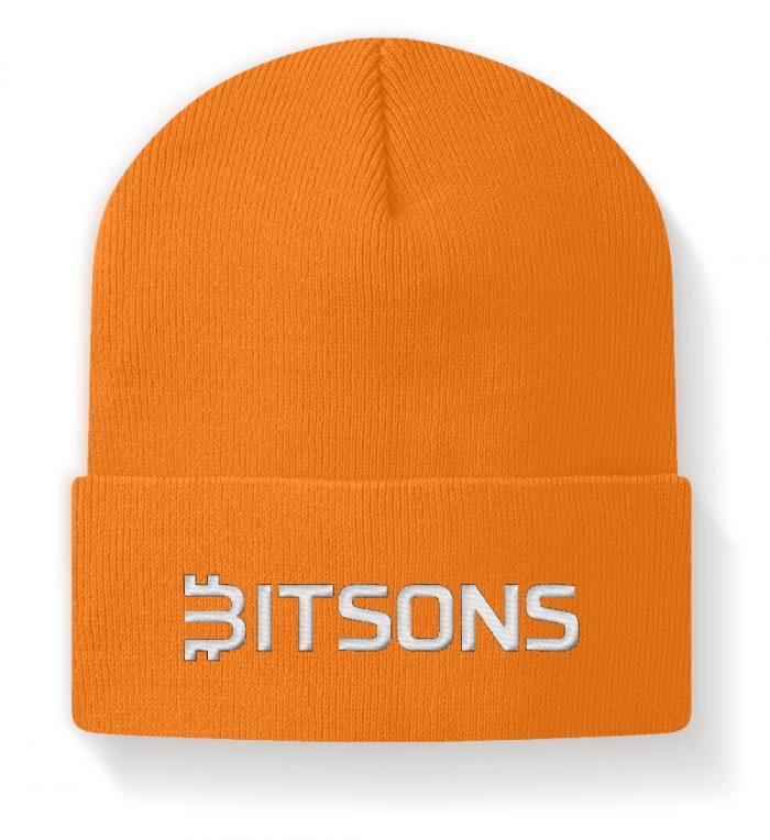 Bitsons Mütze schwarz - Beanie-5757