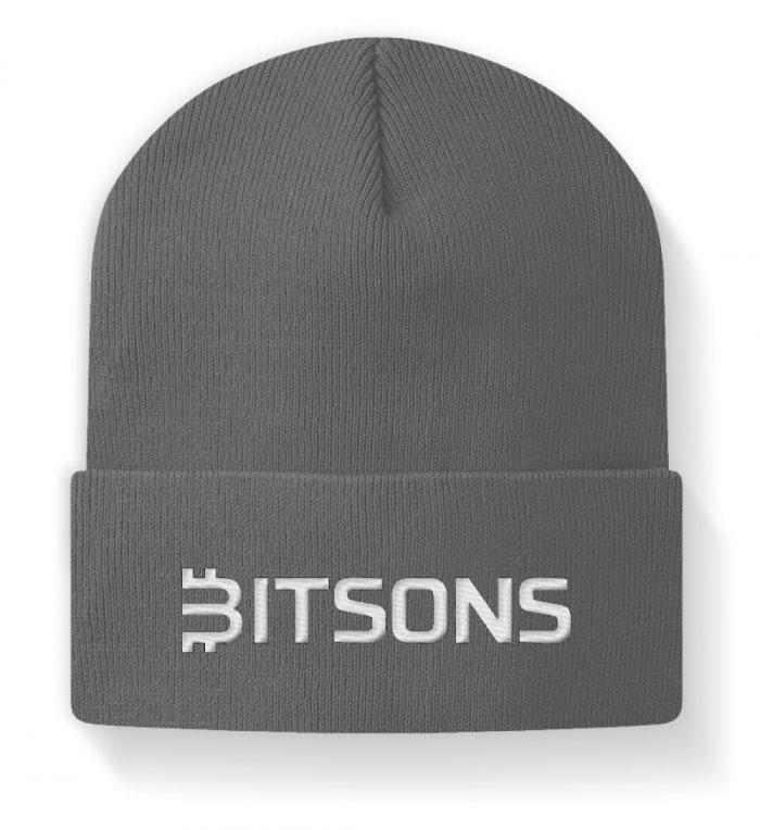 Bitsons Mütze schwarz - Beanie-6239