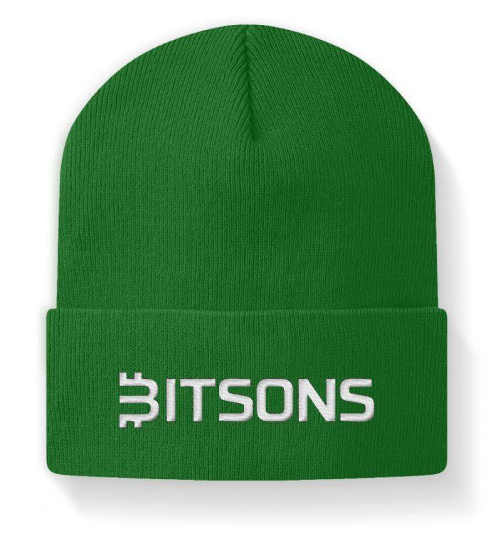 Bitsons Mütze schwarz - Beanie-718