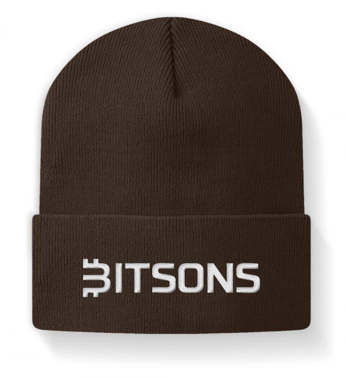 Bitsons Mütze schwarz - Beanie-850