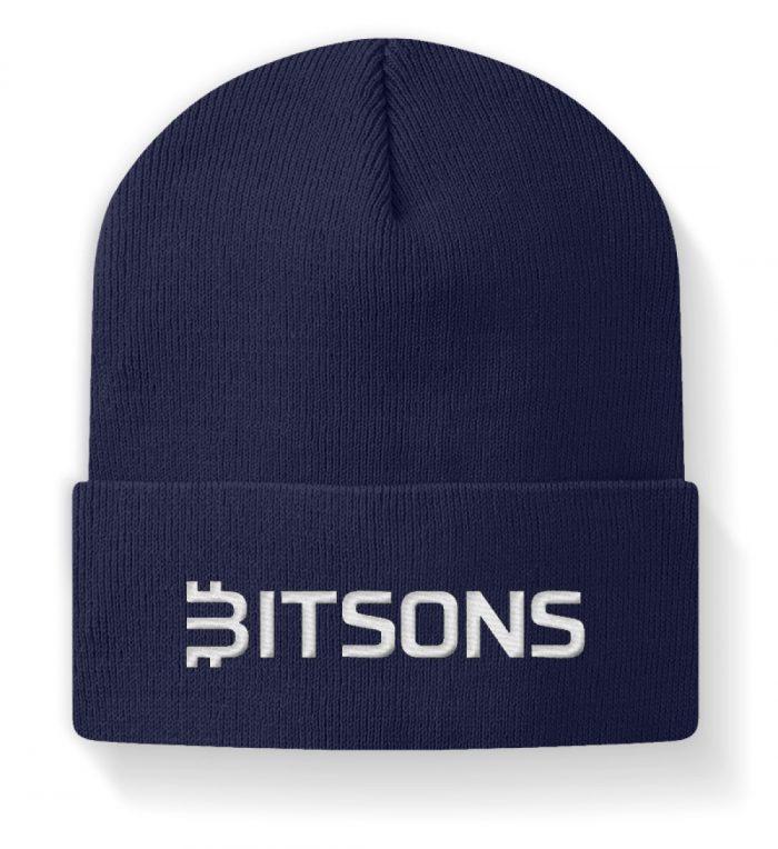 Bitsons Mütze schwarz - Beanie-198