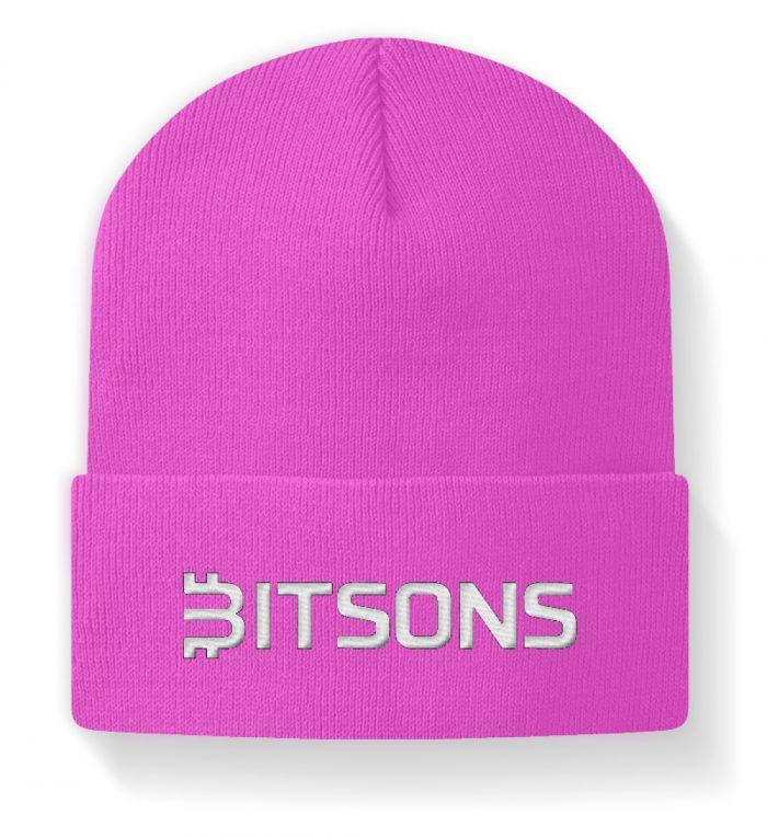 Bitsons Mütze schwarz - Beanie-712