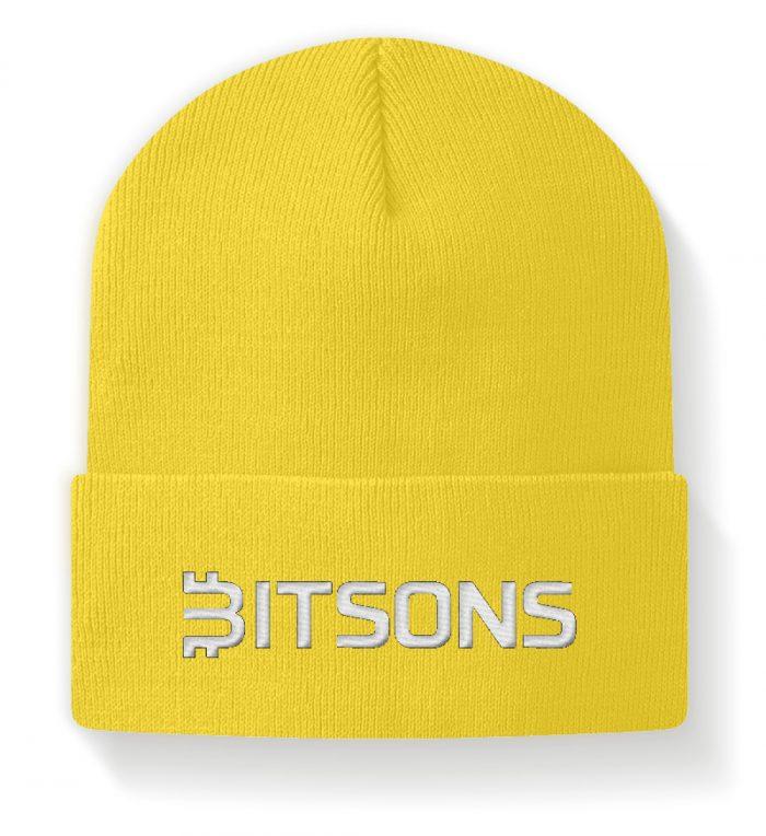 Bitsons Mütze schwarz - Beanie-5766