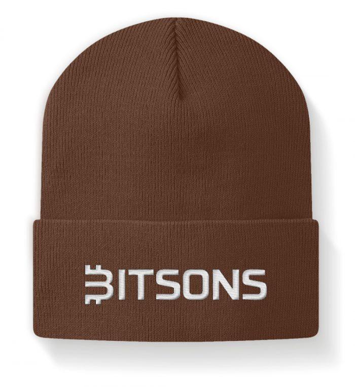 Bitsons Mütze schwarz - Beanie-6759