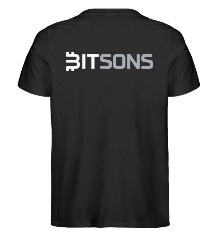 Bitsons - LITTLE BIT LOVE Shirt - Herren Premium Organic Shirt-16