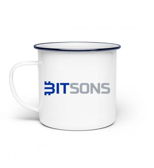 Bitsons Emaille Tasse - Emaille Tasse-3
