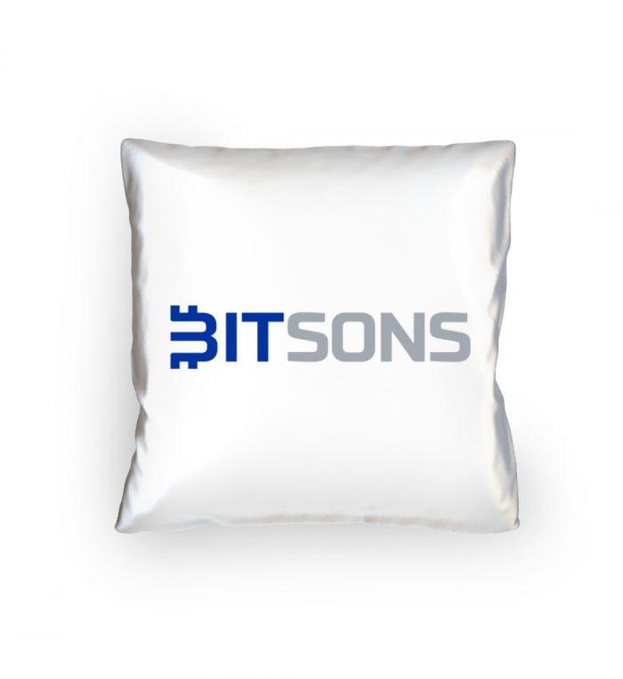 Bitsons Kissen - Kopfkissen 40x40cm-3